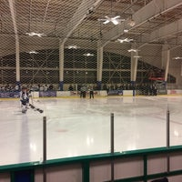 Photo taken at South Lake Tahoe Ice Arena by billy o. on 11/16/2014
