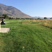 Photo taken at Genoa Lakes Golf Course by billy o. on 8/9/2014