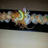 Photo taken at Seafront Sushi by Pereece W. on 8/10/2013