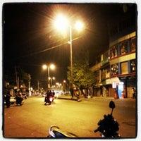 Photo taken at Sayaji Gunj by Nihar L. on 2/28/2013