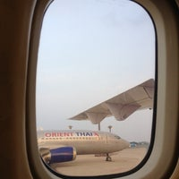 Photo taken at Nok Air (DD) Domestic Check-In Area by Yingwillada💋 on 9/30/2012