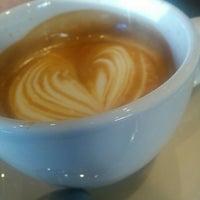 Photo taken at Café Abir by Ryan R. on 6/13/2014