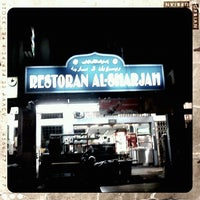 Photo taken at Restoran Al Sarjah by Khairul Aswar Mohamed on 2/21/2013