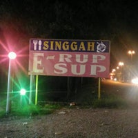 Photo taken at Singgah E-Rup Sup by hazimibakeri on 1/30/2017