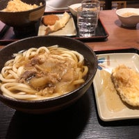 Photo taken at 讃岐製麺 熱田日比野店 by やべ ち. on 4/9/2018