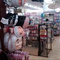Photo taken at The Daiso (ザ・ダイソー) by Peter J. on 5/17/2013