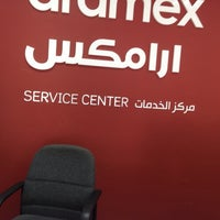 Photo taken at Aramex Shop&Ship by Moh'd Ali A. on 5/28/2014
