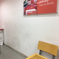 Photo taken at Aramex Shop&Ship by Moh'd Ali A. on 9/7/2017