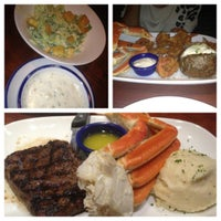 Photo taken at Red Lobster by Danyelle Annette on 10/2/2012