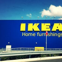 Photo taken at IKEA by Amit K. on 9/22/2012