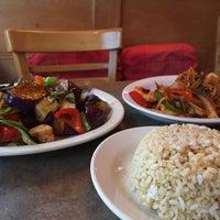 Photo taken at Lemongrass Thai Cuisine by ella i. on 12/3/2014