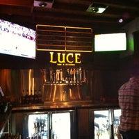 Luce Bar And Kitchen San Diego Menu