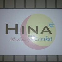 Photo taken at BodyOrganizer HINA by Yukino O. on 10/21/2012