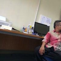 Photo taken at Dewan Kuliah Mekanikal by syafiq s. on 7/28/2016