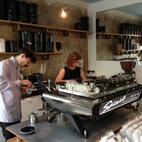 Photo prise au Bonanza Coffee par Stefan M. le5/7/2013