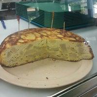 Photo taken at Panaderia Esmeralda by Suzanne C. on 11/4/2012
