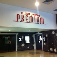Photo taken at Cines Unidos by Edwin C. on 1/5/2013