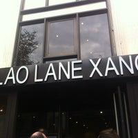 Photo taken at Lao Lane Xang by Arnaud on 10/21/2012