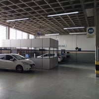 Photo taken at Peugeot BORDEAUX by Maxwell M. on 5/14/2014