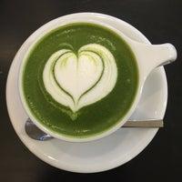 12/26/2015 tarihinde PlasticOysterziyaretçi tarafından Ogawa Coffee Boston'de çekilen fotoğraf