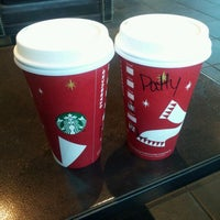 Photo taken at Starbucks by Patty S. on 11/25/2012