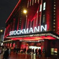 12/31/2012 tarihinde Alexey M.ziyaretçi tarafından Stockmann'de çekilen fotoğraf