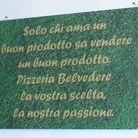 Photo taken at Pizzeria Belvedere by ✨MaddyMadeleine✨ on 3/27/2013