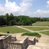 Photo taken at Ault Park by Doug D. on 6/10/2013