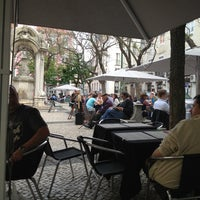 Photo taken at Carmo Restaurant & Bar by Mar K. on 5/7/2013