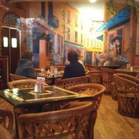 Photo taken at Los Hermanos by Grant L. on 3/5/2013