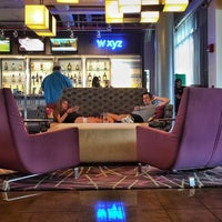 Photo taken at w xyz Lounge by David C. on 4/3/2016