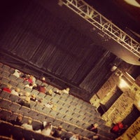 Photo taken at Youth Theatre by Elena on 11/16/2012