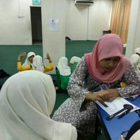 Photo taken at Greenview Islamic School Bukit Jelutong by Farah. on 1/14/2016
