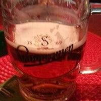 Photo taken at Budvar pub by Viliam B. on 7/10/2014