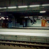 Photo taken at Belgradе Centre Railway Station by Miloš O. on 5/24/2013