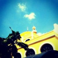 Photo taken at Masjid Al-Muttaqin Wangsa Melawati by Kamil N. on 11/23/2012