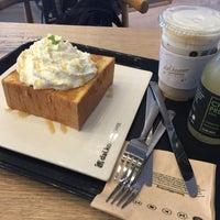 Photo taken at dal.komm COFFEE by Liyana Y. on 5/15/2017