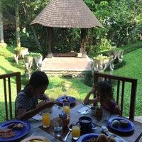 Photo taken at Meranti & Verandah Restaurant by Liyana Y. on 6/2/2016