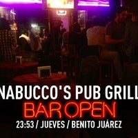 Photo taken at Nabucco's Pub Grill by Masiosare M. on 6/21/2013