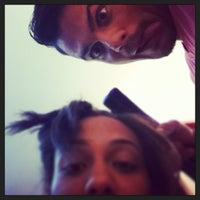 Photo taken at Kaze Hair Studio by Carolini G. on 4/27/2013