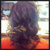 Photo taken at Kaze Hair Studio by Carolini G. on 5/25/2013