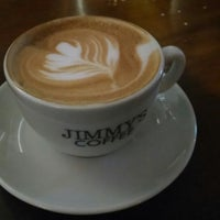 Photo taken at Jimmy's Coffee by Matheus B. on 5/29/2014