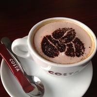 Photo taken at Costa Coffee by Iris on 11/21/2012