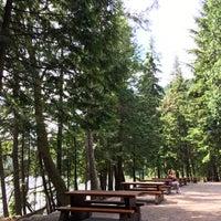 Photo taken at Alice Lake Provincial Park by Iris on 7/11/2017