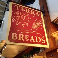 Photo taken at Terra Breads False Creek by Iris on 12/25/2014