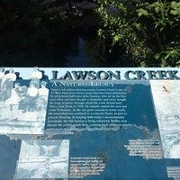 Photo taken at Lawson Creek Bridge by Iris on 7/15/2017