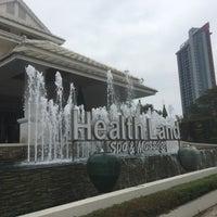Photo taken at Health Land by Iris on 12/26/2017