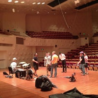 Photo taken at Yangzhou Concert Hall by Iris S. on 8/21/2013