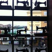 Photo taken at Camden Lock Village by Dima G. on 12/18/2012