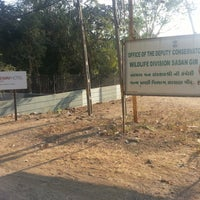 Photo taken at The Gateway Hotel Gir Forest by Sachith R. on 12/2/2013